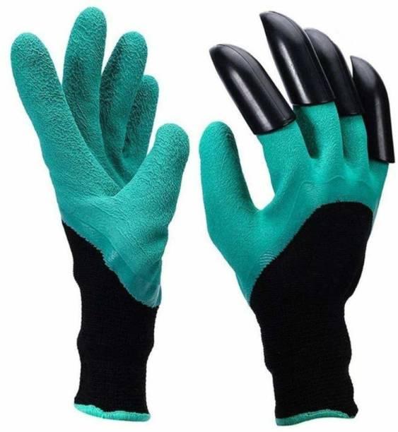 GLAMAXY Garden Genie Gloves, Inf-way Right And Left Hand Claws Gardening Gloves Gardening Shoulder Glove Gardening Shoulder Glove Gardening Shoulder Glove