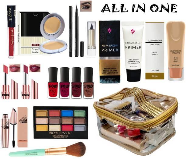 Deep Blue Makeup Kit