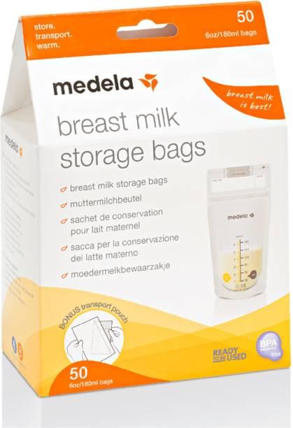 Medela Breast Milk Storage Bags (50pcs)