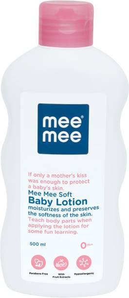 MeeMee Soft Baby Lotion 500ml