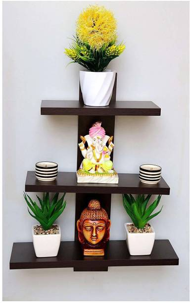Dime Store Wall Shelf Wall Mount Wall Shelves For Living Room Home Décor MDF (Medium Density Fiber) Wall Shelf