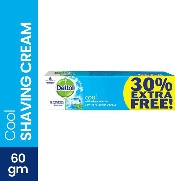 Dettol Cool Lather Shaving Cream