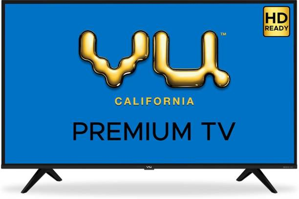 Vu Premium 80 cm (32 inch) HD Ready LED Smart Android TV