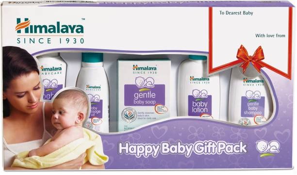 HIMALAYA Happy Baby Gift Pack ( 5 IN 1)