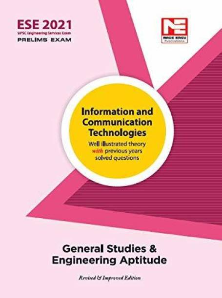 ESE (Prelims) 2021 Paper I Gs - Information and Communication Technologies