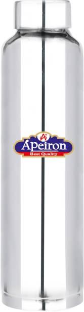 Apeiron Stainless Steel Fridge Water Bottle with Leak Proof Cap 1000 ml Bottle