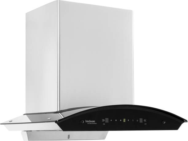 Hindware Nevio Plus 60 Auto Clean Wall Mounted Chimney