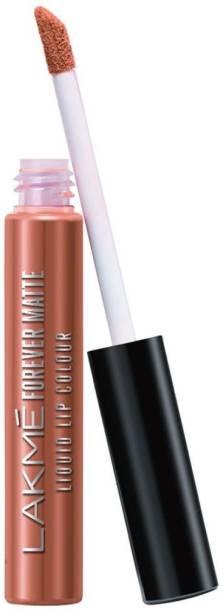 Lakmé Forever Matte Liquid Lip Colour