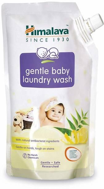 HIMALAYA Gentle Baby Laundry Wash 500 ml (Pouch) Liquid Detergent