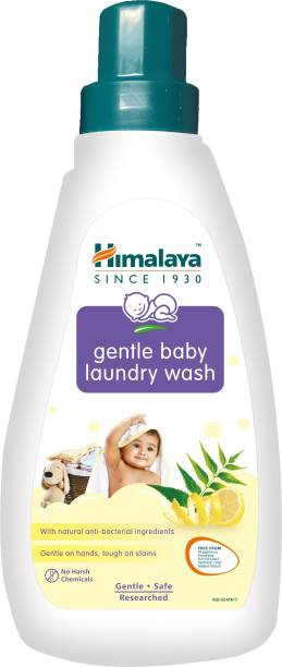 HIMALAYA Gentle Baby Laundry Wash 500 ml (Bottle) Liquid Detergent