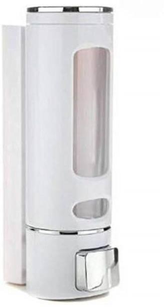 Prestige White Innova 400 Ml Heavy Duty Abs Plastic 400 ml Shampoo Dispenser