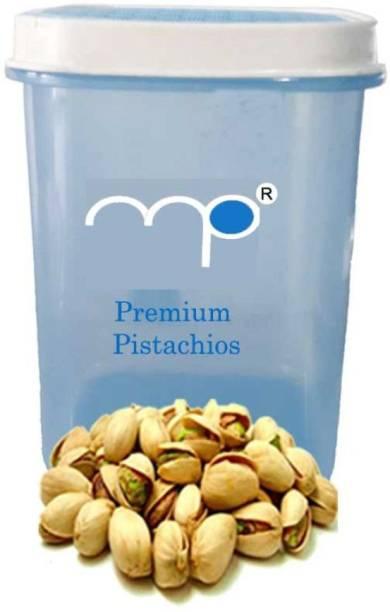 Maalpani Premium Pistachio / Pista in Attractive Air Tight Container 200g Dry Fruit Hamper |Gift Hamper Box Pack Pistachios
