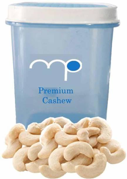 Maalpani Premium Cashew Nut / Kaju in Attractive Air Tight Container 200g Dry Fruit Hamper  Gift Hamper Box Pack Cashews