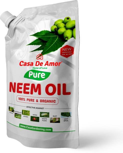 Casa De Amor Pure Neem Oil- 500 ml Fertilizer