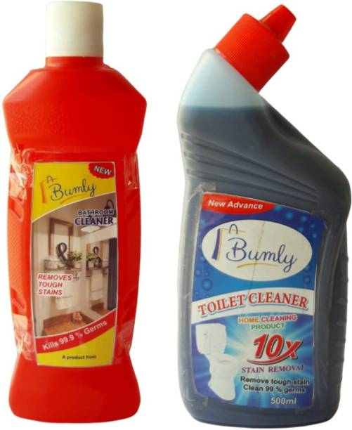 Bumly Bathroom_Cleaner & Toilet_Claner Liquid Toilet Cleaner