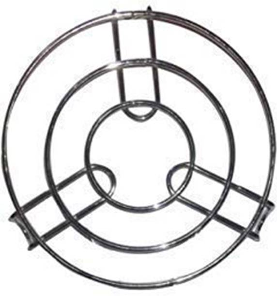 M2 LOOK Kitchen Cooking Pot Steaming Tray Stand Stainless Steel Round Cooker Steamer Rack Stand Cookware Tool Mirror Trivet