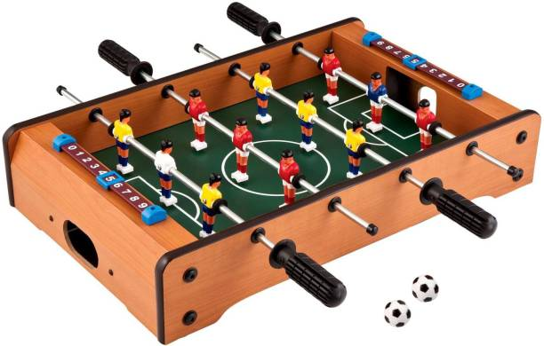 MOUSETRAPS Large -Sized Football Table Soccer Game Indoor Sports Games Board Game