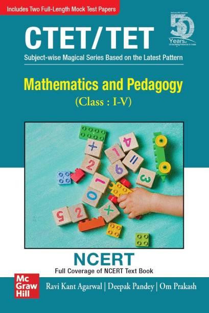 Mathematics and Pedagogy For CTET/TET | For Class : I-V | Full Coverage of NCERT Textbook | CTET Paper 1