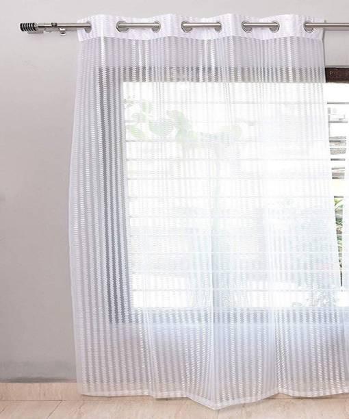 La elite 152 cm (5 ft) Polyester Window Curtain Single Curtain