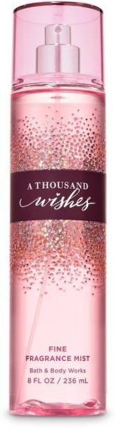 BATH & BODY WORKS A Thousand Wishes New Body Mist  -  For Women