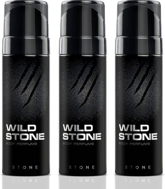 Wild Stone Stone Perfume Body Spray  -  For Men