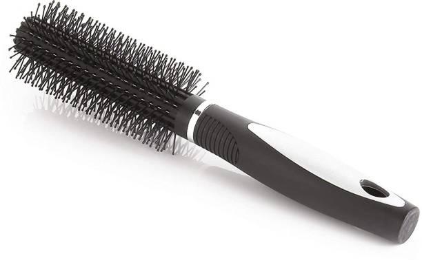 Bestone Round Hair Comb Brush with Soft Nylon Bristles for Women and Men