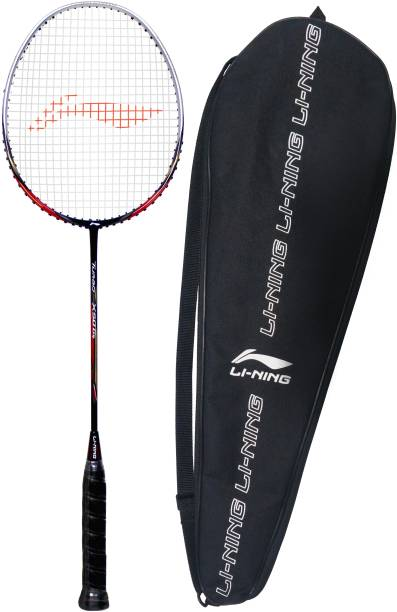 Li Ning Turbo X 50 G4 Multicolor Strung Badminton Racquet   Pack of: 1, 86 g