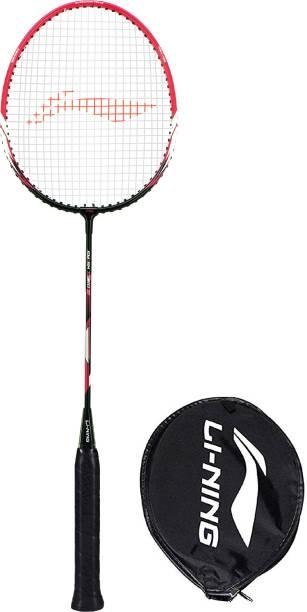 LI-NING XP-60-IV Red, Black, White Strung Badminton Racquet