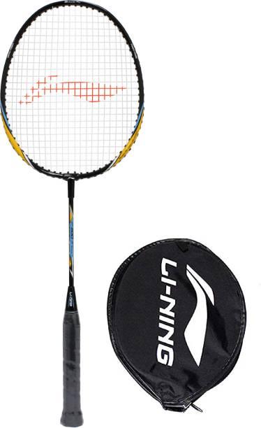 Li-Ning XP 800 JR - Srikanth Signature Series Black Orange Badminton Racquet G4 - 8.25 cm (pack of 1,86 gm)