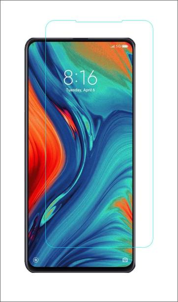 CHAMBU Tempered Glass Guard for Xiaomi Mi Mix 3 (8GB RAM + 128GB)