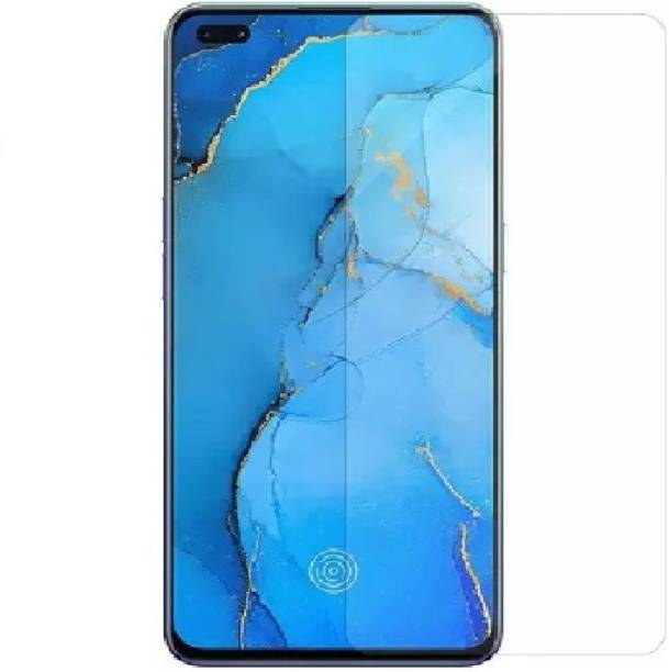 ISAAK Tempered Glass Guard for Oppo Reno3 Pro