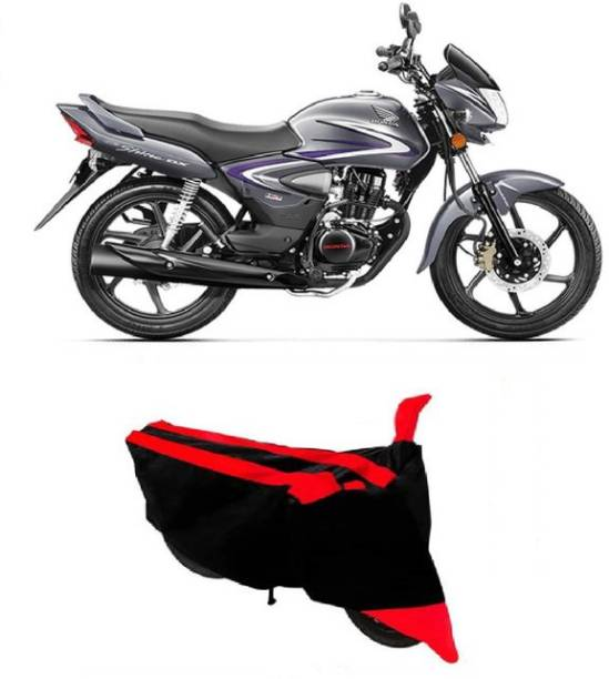 MELVIZ WORLD Two Wheeler Cover for Honda