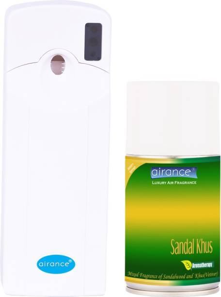 Airance Sandal Khus Automatic Spray, Refill