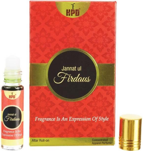 HPD jannat ul Firdous Floral Attar