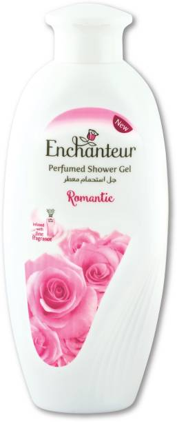 Enchanteur perfumed shower gel