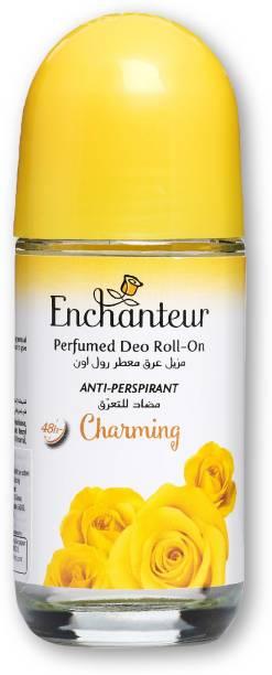 Enchanteur Charming Deodorant Roll-on  -  For Women