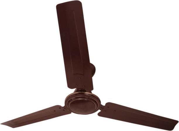 FOUR STAR Classic 2 Year Warranty 1200 mm Ultra High Speed 3 Blade Ceiling Fan