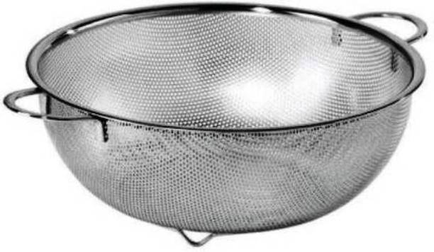 ansh creatives SS BASKET Steel Fruit & Vegetable Basket