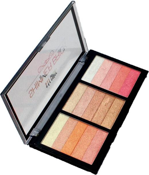 s.f.r color 10 Actractive Multicolor Shimmer brick Highlighter no -02 Highlighter