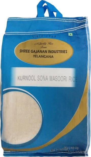 Shree Gajanan Industries Kurnool Sona Masoori Rice
