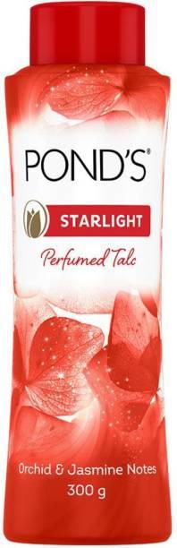 PONDS Starlight Perfumed Talc Powder Orchid & Jasmin Notes