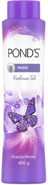 PONDS Magic Freshness Talcum Powder Acacia Honey