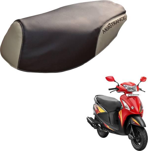 MOTOTRANCE SC36102 Single Bike Seat Cover For Hero Pleasure