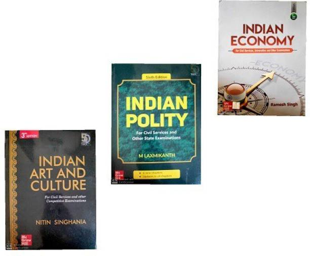 Indian Art And Culture + Indian Poloty + Indian Economy