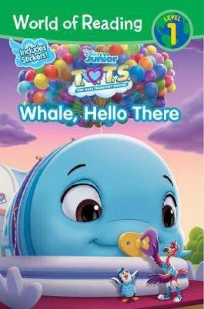 T.O.T.S.: Whale, Hello There