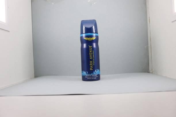 PARK AVENUE COOL BLUE Body Spray  -  For Men & Women