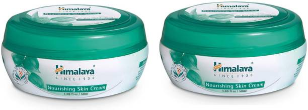 Himalaya Herbals Nourishing Skin Cream - 50ml, Pack of 2