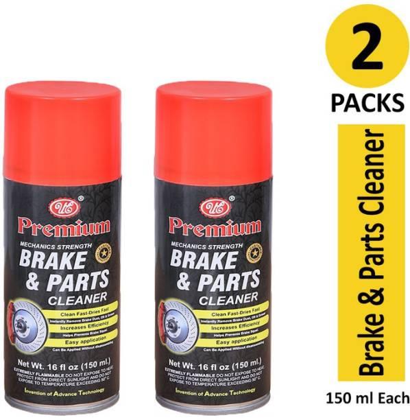 UE Premium Brake & Part Cleaner Set of 2 Vehicle Brake Cleaner