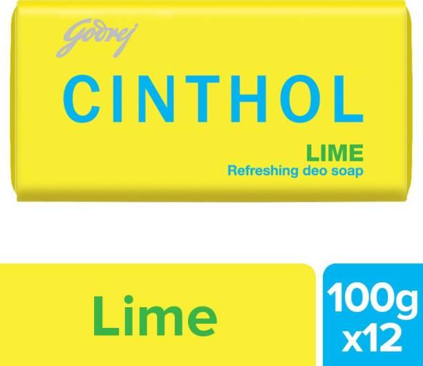 CINTHOL Lime Bath Soap