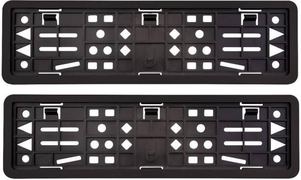 JAY BALAJI Car Number Plate Frame For HSRP Number Protection Plate frame Car Number Plate Car Number Plate